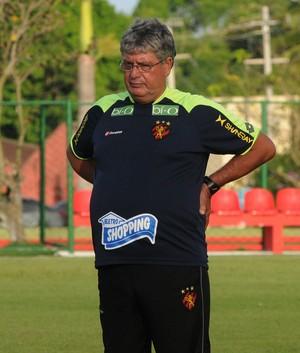 geninho sport (Foto: Aldo Carneiro / Pernambuco Press)