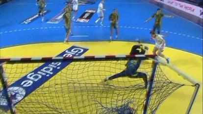 Gol da Noruega! Johannessen amplia, a 1 do 2ºT