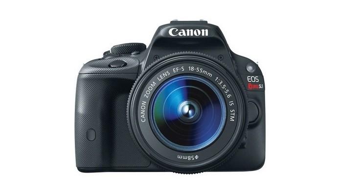 Canon EOS Rebel SL1 (Foto: Divulgação/Canon)