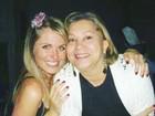 Susana Werner fala sobre morte da mãe: 'Finalmente descansou em paz'