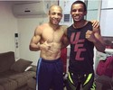 Sparring de Aldo contra McGregor, atleta do AM vai lutar no Shooto 61