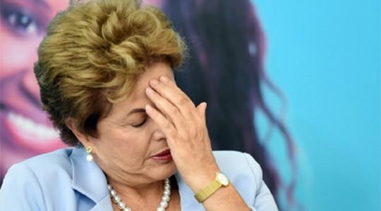 INQUÉRITO Enquanto Dilma for presidente, PGR não investigará sua participação na compra da refinaria de Pasadena (Foto: AFP)