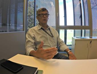 Renan dal Zotto técnico seleção brasileira (Foto: João Gabriel Rodrigues)