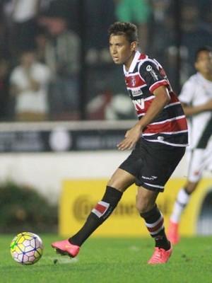 Marcílio Santa Cruz (Foto: Antônio Melcop/ Santa Cruz)