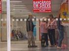 Bancários da região aderem à greve da categoria e reivindicam reajuste