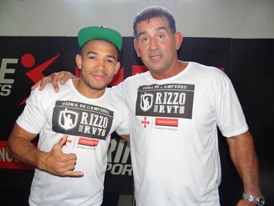 José Aldo e Marco Ruas (Foto: João da Mata)