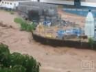 Chuva causa alagamentos em São João da Boa Vista e Águas da Prata