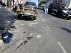 Policial impede assalto e atira em criminoso em Cariacica, ES