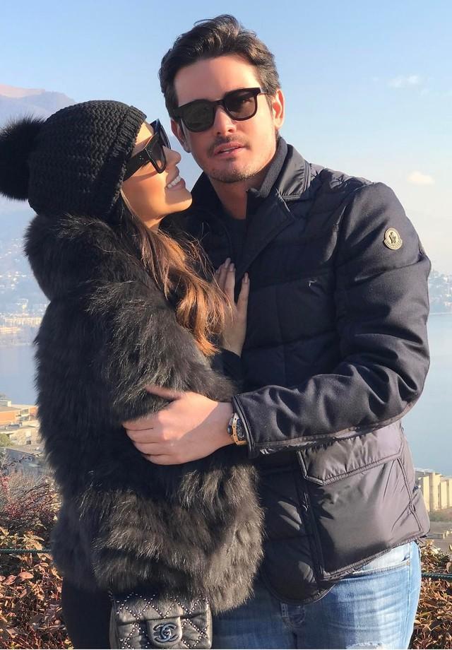 Mariana Rios e o namorado (Foto: reprodução/Instagram)