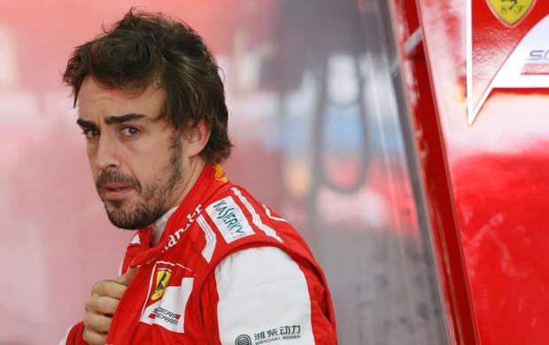Alonso GP da Coreia (Foto: Reuters)