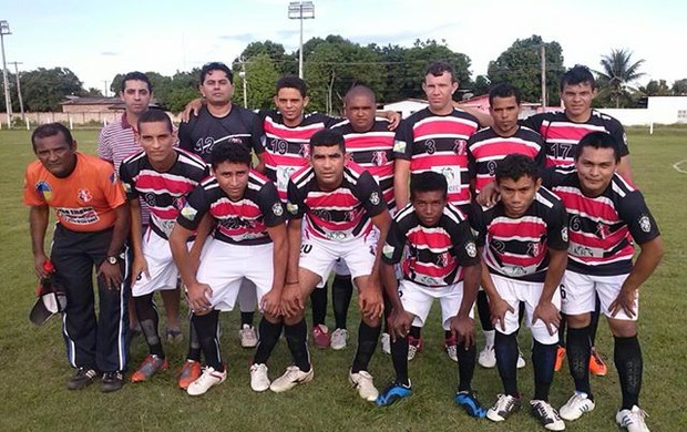 Santa Cruz, é uma das equipes que disputam o I  Peladão de Futebol de Roraima (Foto: Divulgação)