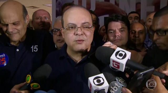 Eleito governador do DF, Ibaneis Rocha promete renovação