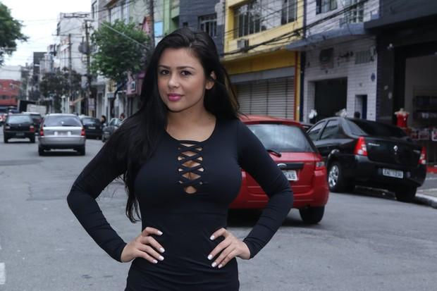 Rebeka Francys (Foto: Thiago Duran / AgNews)