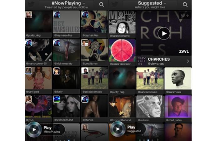 Twitter Music será descontinuado um ano após lançamento (Foto: Divulgação/Twitter)
