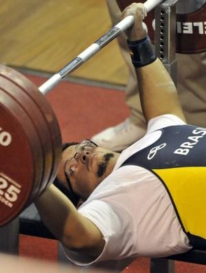 Rodrigo Marques levantamento de peso parapan (Foto: Bruno de Lima / FOTOCOM.NET / CPB )