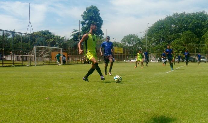 Volta Redonda vence Juventus em jogo-treino (Foto: Pedro Borges/Fair Play Assessoria)