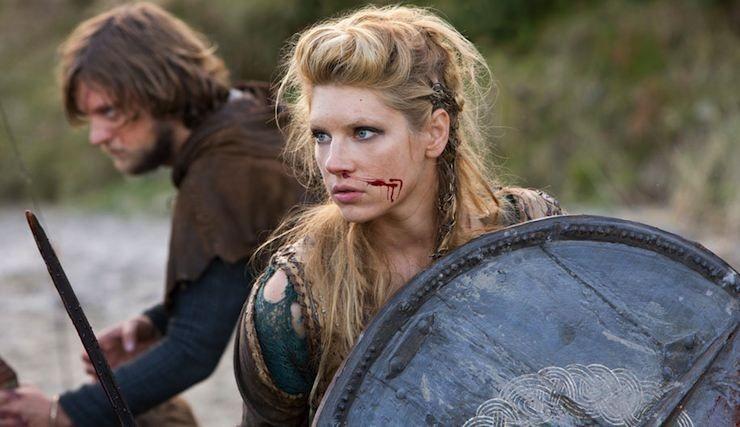 Mulheres também eram líderes e guerreiras entre os vikings (Foto: Divulgação)