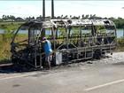 Após ataques, STTU anuncia recolhimento dos ônibus em Natal