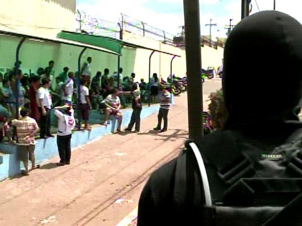 Complexo Penitenciário de Pedrinhas (MA) tem nova tentativa de fuga - GNews (Foto: Reprodução/GloboNews)
