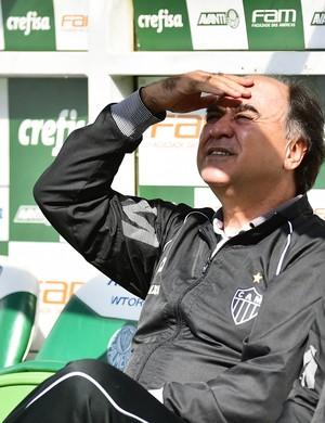 Palmeiras x Atlético-MG Marcelo Oliveira (Foto: Marcos Ribolli)