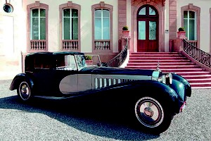 Bugatti Royale Type 41 (Foto: Divulgação)