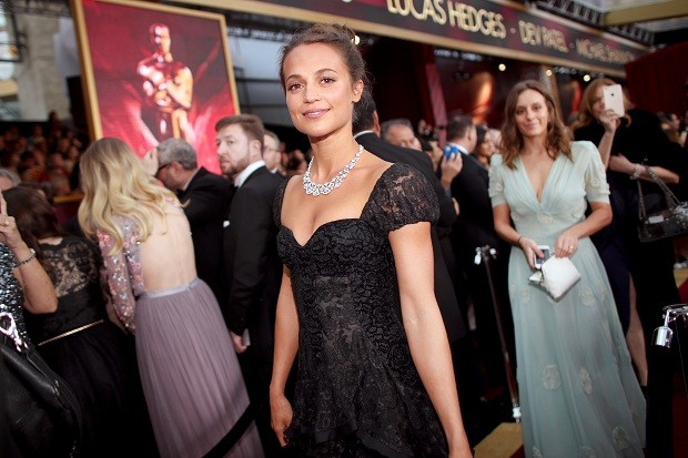 Alicia Vikander (Foto: Christopher Polk/Getty Images)