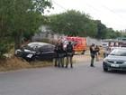 Professor da UFRPE é encontrado morto dentro de carro na BR-101
