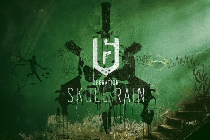 Rainbow Six Siege Skull Rain (Foto: Divulgação)