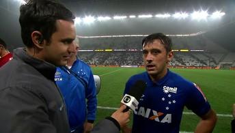 """Robinho, sobre peso do gol fora de casa: """"Importante"""""""