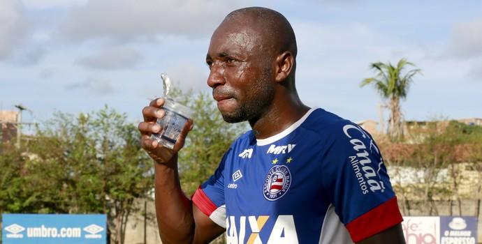armero; armero bahia (Foto: Felipe Oliveira / Divulgação / EC Bahia)