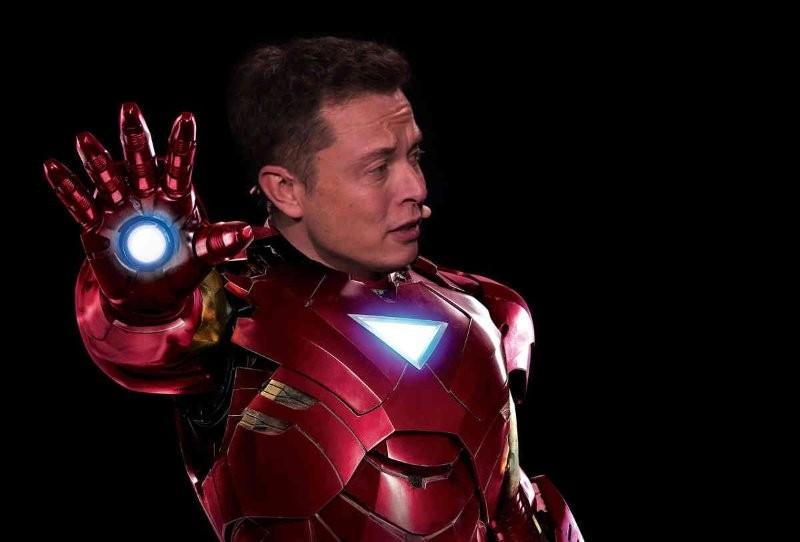Elon Musk seria o Tony Stark da vida real? (Foto: Reprodução)