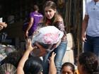 Marone e Alfradique fazem mutirão de doações para pessoas carentes no Acre