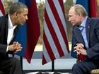 Putin e Obama falam pelo telefone sobre a guerra da Síria