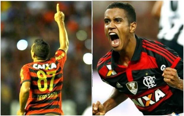 Sport enfrenta o Flamengo pelo Brasileirão (Foto: Reprodução/ Globoesporte)