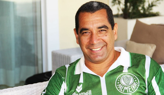 Zinho Palmeiras Paulistão 1993 (Foto: Sergio Gandolphi)