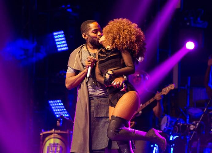 O casal vai fazer shows incríveis! (Foto: Felipe Monteiro / Gshow)