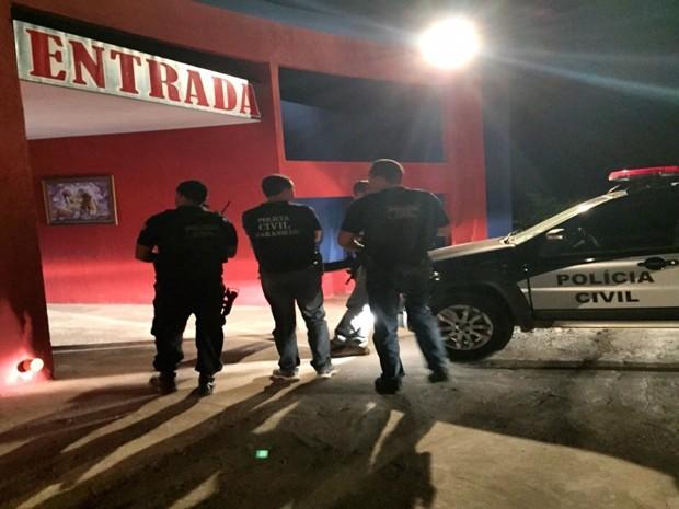 Motéis, bares e pontos de prostituição no Maranhão foram alvos da investigação (Foto: Divulgação / SSP-MA)