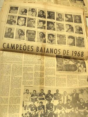 galícia campeonato baiano (Foto: reprodução/arquivo/jornal a tarde)