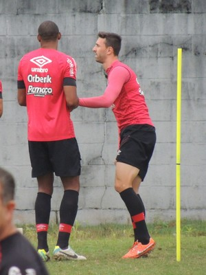 Rafael Donato Guti Joinville (Foto: João Lucas Cardoso)