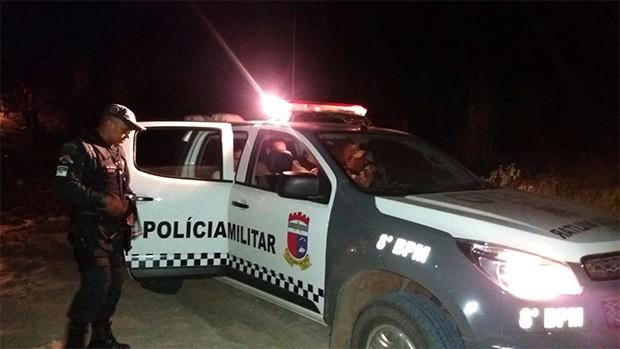 Após serem localizados em meio a um canival na Paraíba, médicos foram trazidos de volta ao RN pela PM potiguar (Foto: Divulgação/PM)