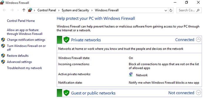 Desabilite o Firewall temporariamente para atualizar o League of Legends (Foto: Divulgação/Riot Games)