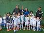Ronaldo Fenômeno inaugura unidade de academia de futebol em Fortaleza