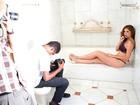 'Meus pelos ruivos excitam os homens', provoca ex-BBB Amanda
