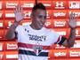 Fã de Ceni e Ganso, Cueva afirma que vai jogar o Mundial pelo São Paulo
