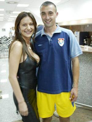 Svetlana Raznatovic FK Obilic (Foto: Facebook)