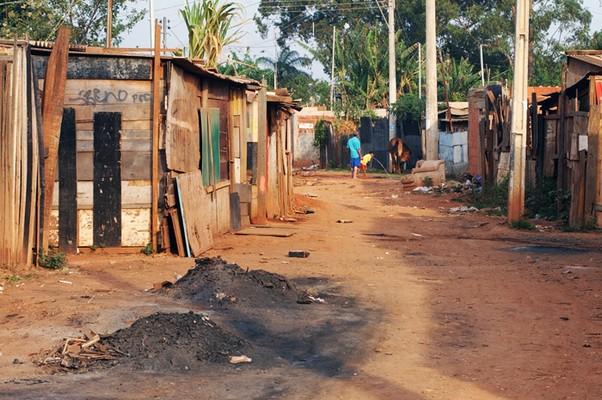 Pobreza (Foto: Agência Brasil)