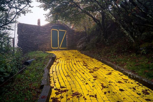 O Mágico de Oz (Foto: Johnny Joo)