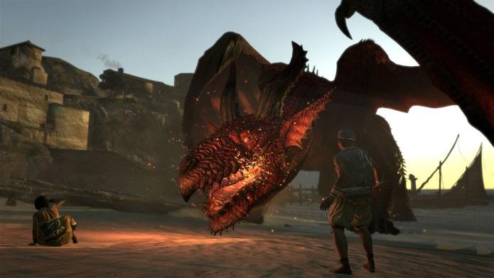 Dragons Dogma: Dark Arisen ganha gráficos e texturas aprimorados (Foto: Reprodução/Tais Carvalho)