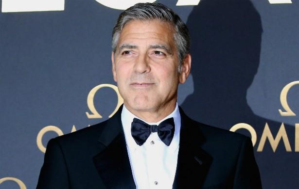 """George Clooney já provou cocaína, mas detestou. O ator declarou que a droga não lhe deu """"barato"""" e que """"cheirar é absolutamente inviável"""". (Foto: Getty Images)"""