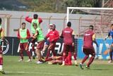 Mogi Mirim treino Romildão